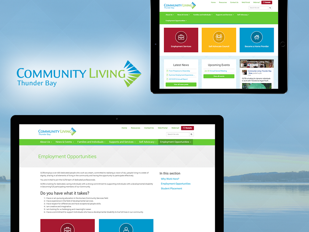 Community Living Thunder Bay